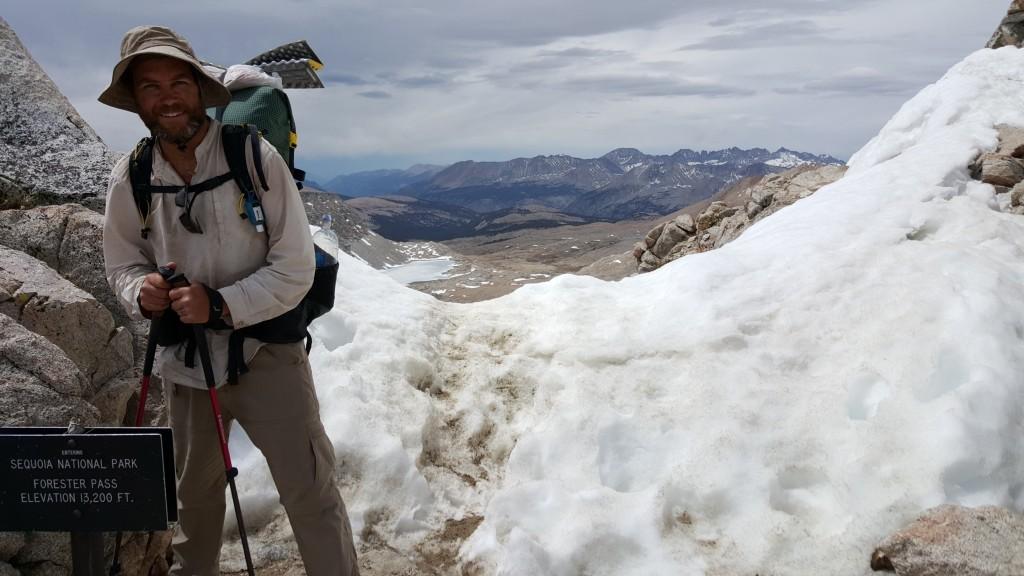 Day 55: Highest summit on the PCT, around mile 778.