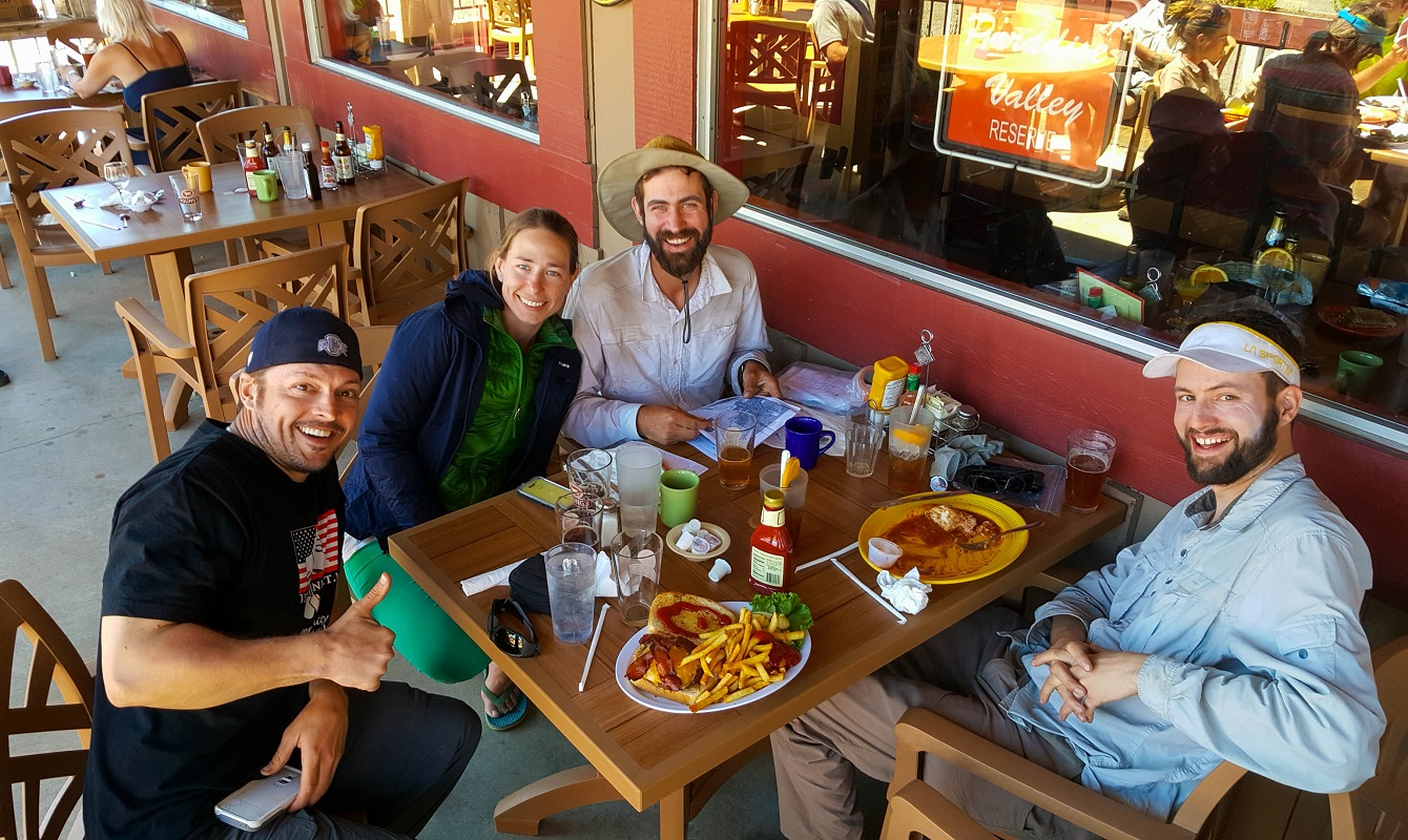 20150428_112348_Paradise Valley Cafe with Skyline, Taters, Darko, Six-2