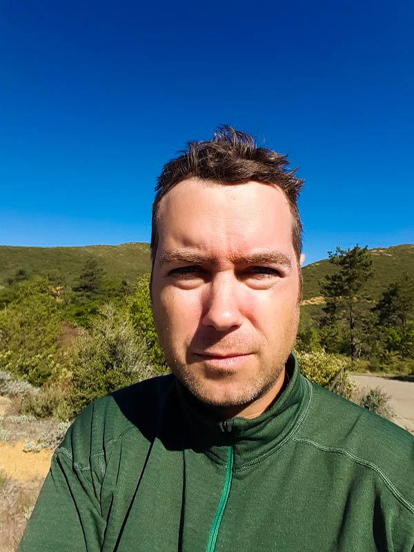 Day 4 - Tim at mile 52