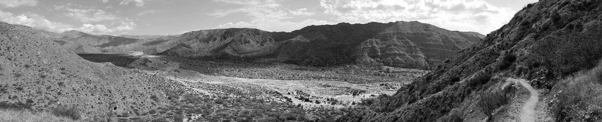 May 4 - descending WW - panorama